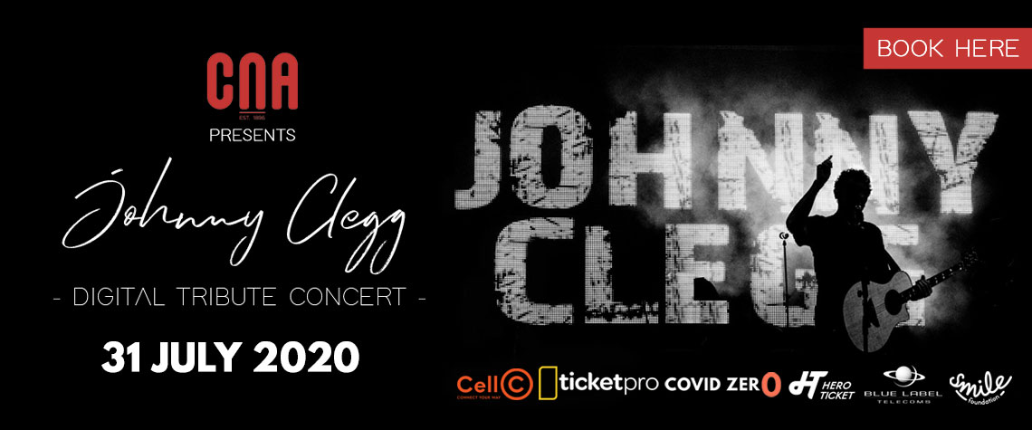 Johnny Clegg Tribute Concert