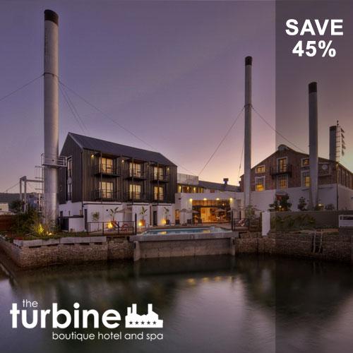 Turbine Boutique Hotel and Spa